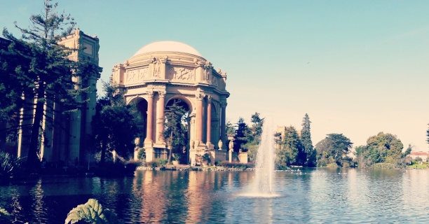 The Palace of Fine Arts | OhMarieOH
